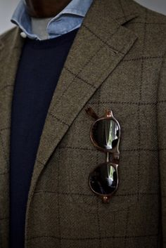 Colour combinations, from casual to formal   Permanent Style