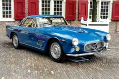 #Maserati 3500 GT Touring #italiandesign