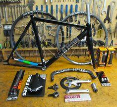 cinelli mash histogram black bench superb bicycle