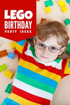 Step-By-Step LEGO Themed Birthday Party Planning - Tales of a Ranting Ginger