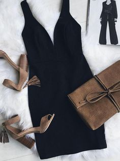 Stitch Fix: looking for a little black dress- love the neckline #lovelulus