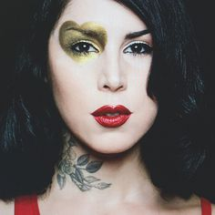Major news for makeup junkies who love Kat Von D products but also really love animals: Von D announced today that she plans on making her entire makeup collection fully vegan....