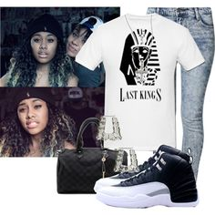 Last King 5, created by fashionsetstyler on Polyvore
