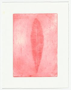 Louise Bourgeois - Feather Thoughts 2006