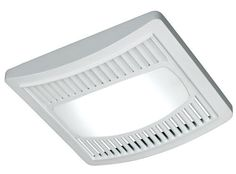 Utilitech 1 2 Sone 110 Cfm White Bathroom Fan With Light