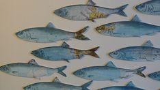 Fischschwarm im Rahmen_1