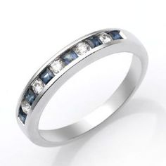 I would want the saphires to be a round cut like the diamonds but its close to the dream ring.