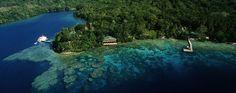 Papua New Guinea's best kept scuba diving secret - Tawali Resort.
