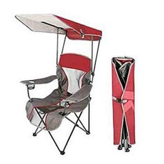 Premium Canopy Chair - Red Kelsyus Sit - Availability: in stock - Price: £84.60