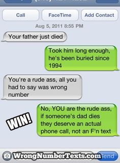 People need to learn when it is not appropriate to text things!
