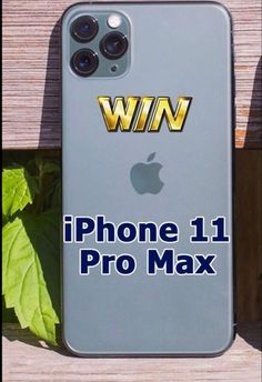 Claim your modern iPhone 11 Pro today. We are doing a new iPhone 11 Pro Max Giveaway Free Iphone Giveaway, Get Free Iphone, Buy Iphone, Iphone 6 S Plus, Iphone 11, Apple Iphone, Iphone Offers, Nouvel Iphone, Iphone Online