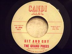Grand Prees - Sit And Cry - Nice Wilmington Delaware Doo Wop Ballad