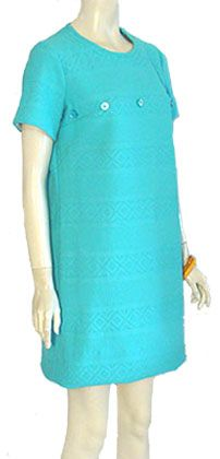 I Love 60s Fashion--I remember making dresses similar to this one ;)
