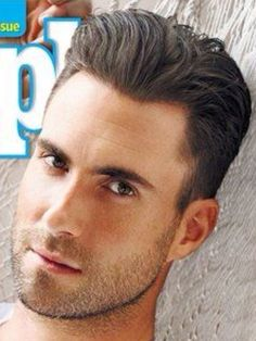 Celebrity Hairstyles For Men | Adam levine, Male celebrities and ...