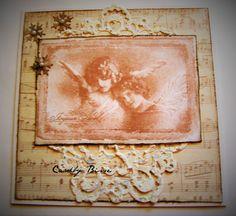 Bissen buduaari: Lisää vintagekortteja