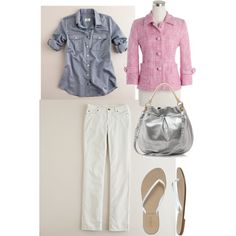 """Waverly jacket"" by prettyb on Polyvore"