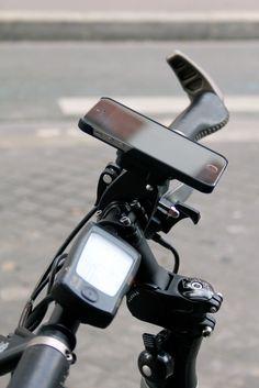 Xvida Sticky Case iPhone 5/5S + Bike Mount