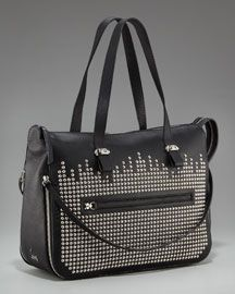 Edie Studded Shopping Tote - Christian Louboutin - j'adore!