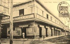 Mallorca Hotel, Intramuros (ctto) Philippines Culture, Manila Philippines, Fort Santiago, Intramuros, Mindanao, Pinoy, Vintage Pictures, Old Photos, Island