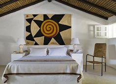 Bohemian Bedroom in Comporta, PT by Suduca & Mérillou