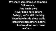 Trey Songz- Heart Attack Lyrics On Screen 2012, via YouTube.