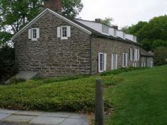 Village Of Saugerties: Events: Fran Numrich's Historic stone house.
