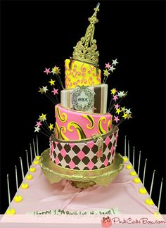 Decorated Cakes » For Bar Mitzvahs, Baby Showers & Birthdays page 8