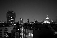 Torre Velasca e Duomo