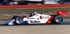 Emerson Fittipaldi - Penske PC-21 Chevrolet B - Penske Racing - Pioneer Electronics 200 - 1992 PPG Indy Car World Series, round 14
