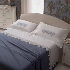 yatak odası nevresim takımı dantel modelleri