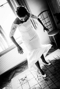 Bride is ready;)