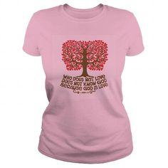 Cool God is Love Shirts & Tees