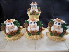 Imagenes de vaquitas para la cocina - Imagui Biscuits, Diy And Crafts, Cows, Breakfast, Diana, Desserts, Cold, Bottle Caps, Jars