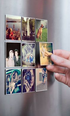 Customize the special magnets of your own,