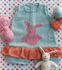 Bunny Romper pattern Cascade Yarn, Spring Books, Romper Pattern, Quick Knits, Ravelry, Baby Essentials, Baby Knitting, Onesies, Bunny