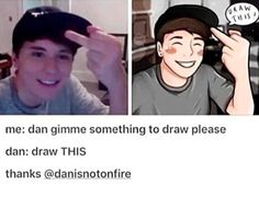 DANIEL HOWELL >>> what will janice say