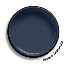 Resene Avalanche is an ink and ice inspired deep blue, strong and masculine. View on Resene Multi-finish palette View this and of other colours in Resene's online colour Swatch library
