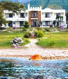 Samothraki ★★★ Archondissa Boutique Beach ApartHotel, Therma, יוון