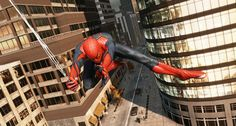 The Amazing Spiderman Game Review