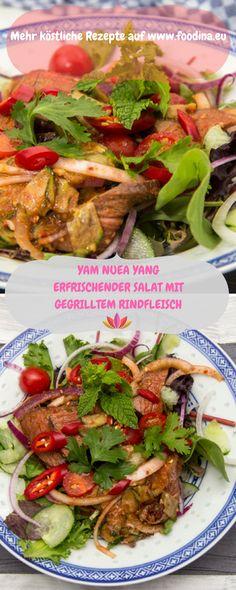 Sommer, Sonne, Thaisalat - so erfrischend und würzig!
