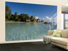 Tropical Murals To Make You Feel