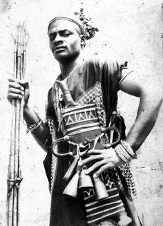 GAH II Ibrahim, Chief of Bankim, Cameroon - Africlectic Magazine