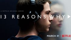 Netflix has unveiled a trailer for their upcoming series 13 Reasons Why and it looks like a show that a lot of people will be talking about. The series is executive produced by Selena Gomez, who [. Watch Netflix, Shows On Netflix, Netflix Series, Netflix Tv, Thirteen Reasons Why, 13 Reasons, Teen Series, Netflix Original Series, New Teen