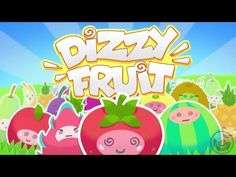 ▶ Dizzy Fruit - iPhone/iPod Touch/iPad - Gameplay - YouTube