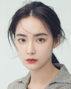 asian makeup – Hair and beauty tips, tricks and tutorials Asian Makeup Looks, Korean Makeup Look, Mode Ulzzang, Ulzzang Girl, Korean Beauty Girls, Asian Beauty, Korean Women, Beauty Makeup, Hair Makeup
