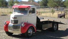 1945 Chevy COE Car Hauler Street Rod