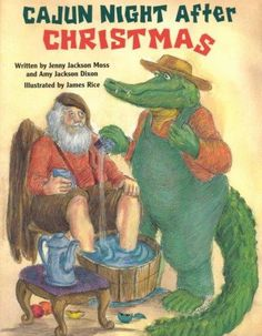 Drifting down the bayou the night after Christmas, Boudreau discovers a fat alligator named Pierre, whom he takes home as a pet. The Boudreau children give Pierre their full attention, much to Pierrei