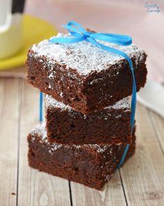 Mascarpone Brownies – Brownies de Mascarpone----oooh!