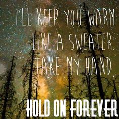 Best song! Rob Thomas, Hold on Forever