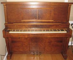 1920's Horace Waters player piano. Intriguing! http://longisland.craigslist.org/msg/5293269926.html